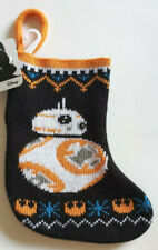 Disney Star Wars BB-8 Mini Knit Holiday Christmas Stocking