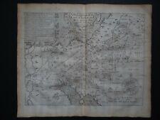 1634 Atlas William HOLE map  GOSHEN EXODUS  Land of Gosen & Moses Passage