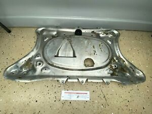 2001-2006 BMW E46 M3 S54 Under Engine Lower Aluminum Shield Skid Plate Cover