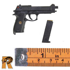 Lethal Weapon - Pistol w/ Mag - 1/6 Scale - Redman Action Figures