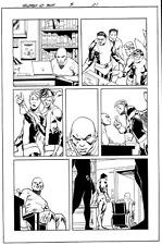X-MEN Children of the Atom #5 p.21, art by Esad Ribic