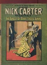 FASCICULE NICK CARTER SERIE II N°19. ED A. EICHLER. DEBUT DE SIECLE.