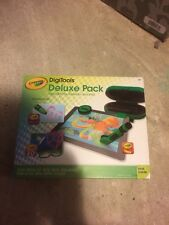 NEW Crayola Digitools Deluxe Pack Digital Effects Toolkit for Ipad 3 free apps