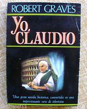 Yo, Claudio/ Robert Graves/ Plaza & Janes/ 1979/ Cuarta edición