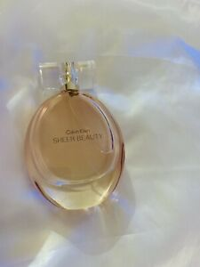 SHEER BEAUTY ~ Calvin Klein ~ Eau De Toilette ~ 50ml ~ Women's Perfume
