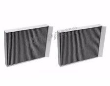 BMW F10 5-Series Charcoal Activated Cabin Air Filter Set OEM Corteco-Micronair