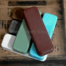6 Assorted Polishing Bars - buffing soap to clean & polish metal, plastic & wood