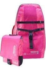 SMASHII ANTI THEFT MADE WITH KEVLAR BACKPACK 65L & 15L RUCKSACK PINK