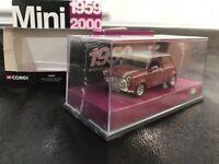 Corgi Mini Classic Edition End Of The Road 1959 - 2000 Red / Silver 04509 *BNIB*