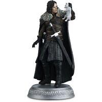 Game Of Thrones JON SNOW WINTERFELL Il Trono di Spade statua EAGLEMOSS