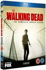 The Walking Dead - Season 4 Blu-ray 2014 DVD 5030305518226