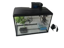 New listing Top Fin Betta View 5.5 GallonFish Tank with Base, Heater, Light