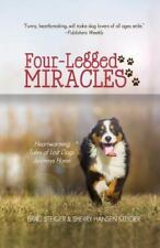 Four-Legged Miracles: Heartwarming Tales of Lost Dogs' Journeys Home (Thorndike