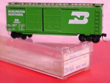 KD 23231(BLUE LABEL) BURLINGTON NORTHERN 40' DD Box Car  #198961 MINT N-SCALE