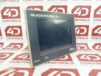 "Proface QPK-2D100-S2P Quickpanel Operator Interface 5.7"" 24VDC - Used"