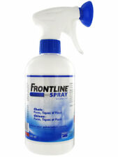 Frontline Spray 500 ml 16.9 FL Oz Dog & Cat Dogs Merial Flea Tick fleas Ticks