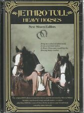 Heavy Horses: New Shoes Edition by Jethro Tull  3 Cd's + 2 DVD's New Sealed