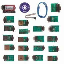 V1.3 Super UPA USB PROGRAMMER + New Adapters + Free Testing ECU IC