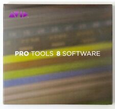 AVID Digidesign PRO TOOLS 8.0 le véritable DVD avec activation pour WIN7/8/10&MAC