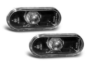 NEW SIDE INDICATORS KBVW06 VW GOLF 3 4 PASSAT B4 B5 SEAT IBIZA BLACK