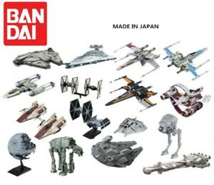 Bandai Star Wars Vehicle Model series (NEW)(29 APR UPDATED)