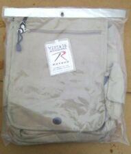 M-51 Engineers Bag Vintage Tan Canvas Field Bag Shoulder Bag School Bag NEW