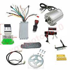 New listing 48v 1800w Brushless Electric Motor Speed Controller kit Go Kart Quad eBike ATV