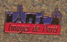 """B8 PIN PARIS FRANCE EIFFEL TOWER IMAGES DE PARIS 1.3"""" LONG"""