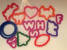 Plastic Cookie Cutters