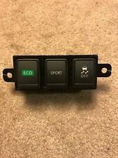 2013 2014 2015 13 14 15 OEM Nissan Sentra Dash Sport Eco Traction Control Switch