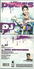 CD 2 TITRES - DIAM' S : DJ