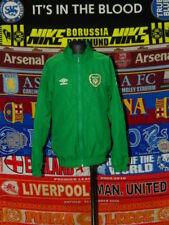 3/5 Ireland Eire boys 12 years 152cm football soccer track jacket
