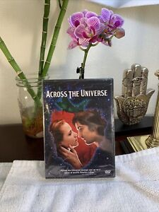 Across the Universe 2007 Movie DVD Factory Sealed Brand New
