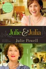 Julie and Julia: My Year of Cooking Dangerously, Julie Powell, 031604251X, Book,