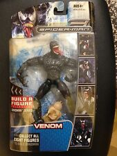 VENOM action figure Hasbro Marvel Legends Spider-Man Movie Sandman Series Build