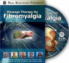 Medical Massage Therapy For Fibromyalgia Video On DVD