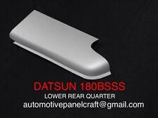 Datsun 180b SSS LOWER REAR QUARTER RUST REPAIR PANEL RIGHT SIDE