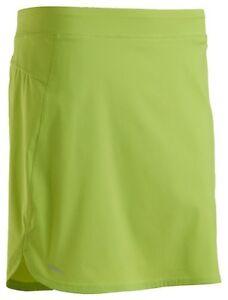NWT WOMENS ADIDAS LIGONI GOLF SKORT IN BAHIA GLOW GREEN Sizes 2 4 6 8 10 12
