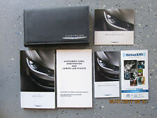 2015 - 15 CHRYSLER 200 USER OWNER MANUAL HANDBOOK GUIDE INFORMATION BOOK WITH CD