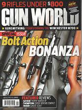 Gun World Magazine Back issue - May 2015 - Special issue Bolt Action Bonanza