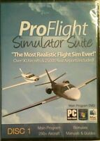 ProFlight Simulator Suite (Main Program DVD Disc 1) - Ships within 12 hours!!!