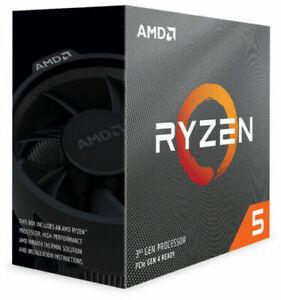 AMD Ryzen 5 3600 - 3,6GHz Hexa-Core / Neu ungeöffnet
