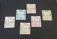 nystamps Italy Eritrea Stamp # 175-180 Mint OG H $33   J8x3514