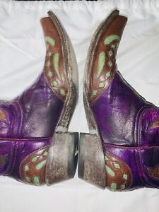 old Gringo Womens Boots 8.5