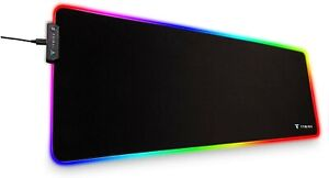 TYNIKA RGB Gaming Mouse Pad (31.5x11.8 inches) - Large-brand new