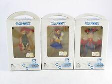 Street Fighter Capcom Personaje Colección De Figuras De Sakura Cammy Lilith Mosc Nuevo