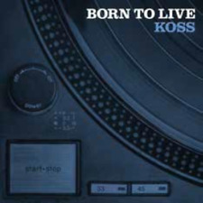 KOSS-BORN TO LIVE-IMPORT CD WITH JAPAN OBI E78