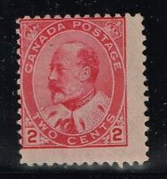 Canada Scotts# 90 - Mint Never Hinged - Lot 122015