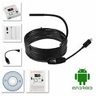 2m 3.5m 5m 7mm Android Endoscope Waterproof Borescope USB Inspection Camera