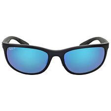 Ray Ban Polarized Blue Mirror Sunglasses